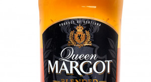 Whisky Queen Margot wchodzi na półki Lidla. Cena to 49,99 zł