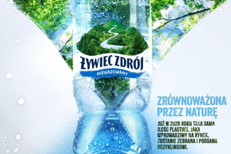 Żywiec Zdrój rusza z kampanią klasycznej wody niegazowanej
