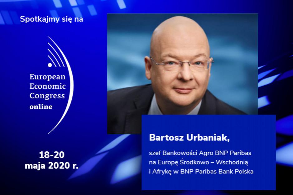 Bartosz Urbaniak na EEC Online: Przez pandemię w branży spożywczej zostały nadwyrężone łańcuchy dostaw