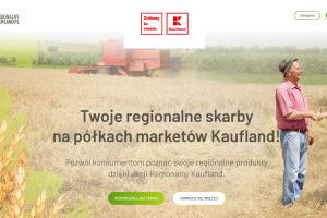 Kaufland szuka regionalnych dostawców. 21 maja startuje specjalna platforma internetowa