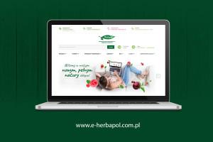 Herbapol-Lublin z e-sklepem w nowej odsłonie