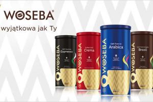 Woseba - kolekcja kaw ziarnistych premium w nowych puszkach