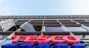 Cięcia etatów w sklepach Tesco