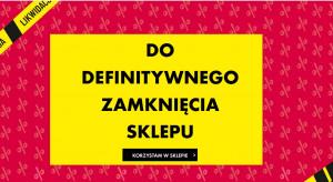 Camaieu zamknie wszystkie sklepy w Polsce