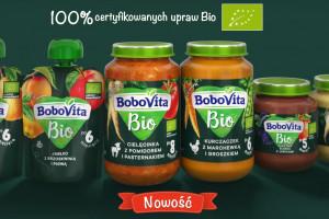 Linia BoboVita Bio wsparta kampanią w mediach