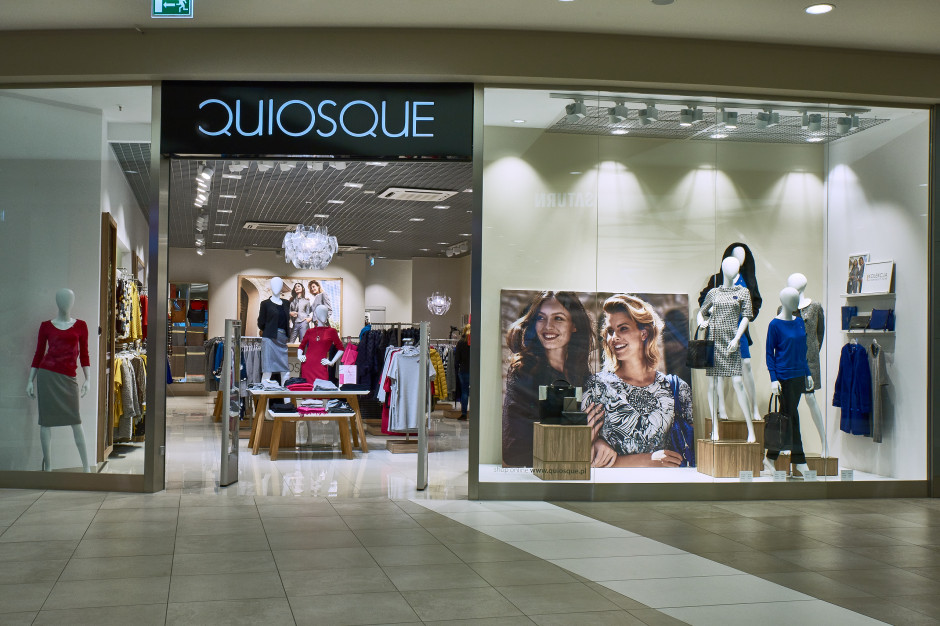 Qiuosque wraca do galerii handlowych i otwiera nowy salon
