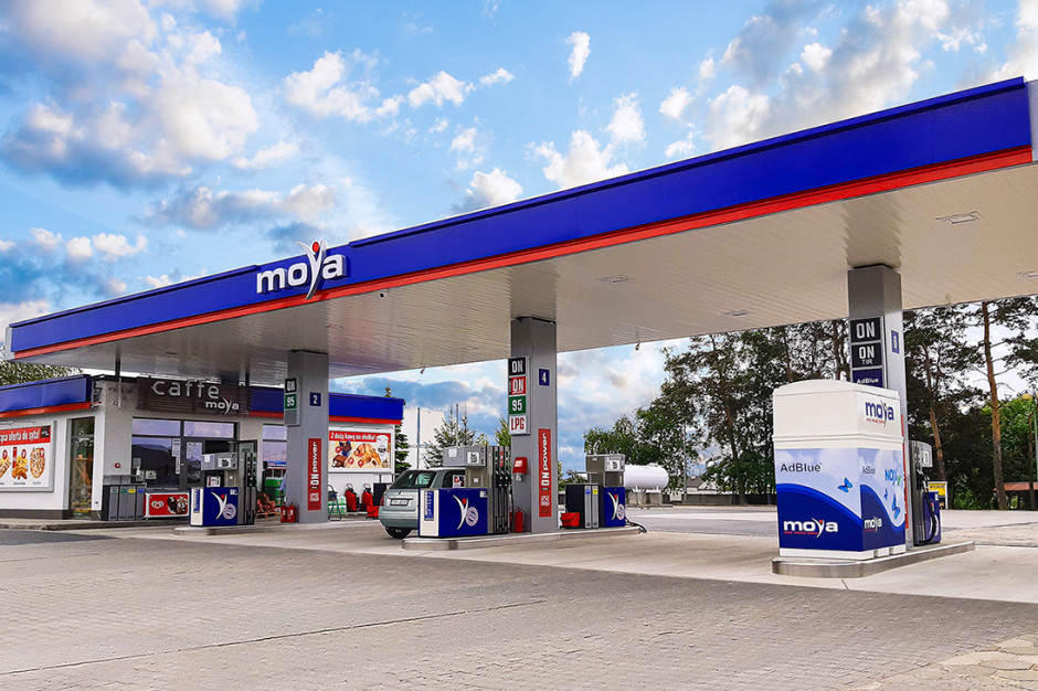 Kolejna stacja dołącza do sieci Moya