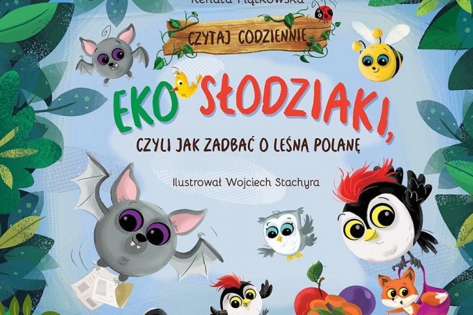 Biedronka wydaje kolejną książkę ze Słodziakami
