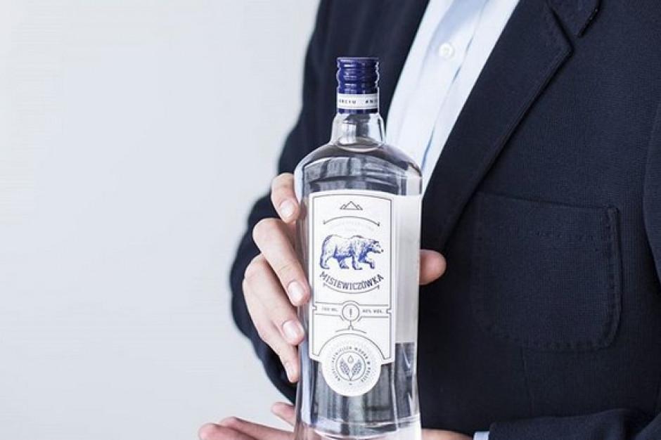Bartłomiej Misiewicz został producentem wódki