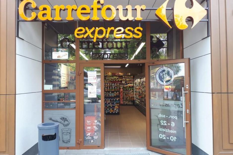27 nowych sklepów franczyzowych Carrefour Express
