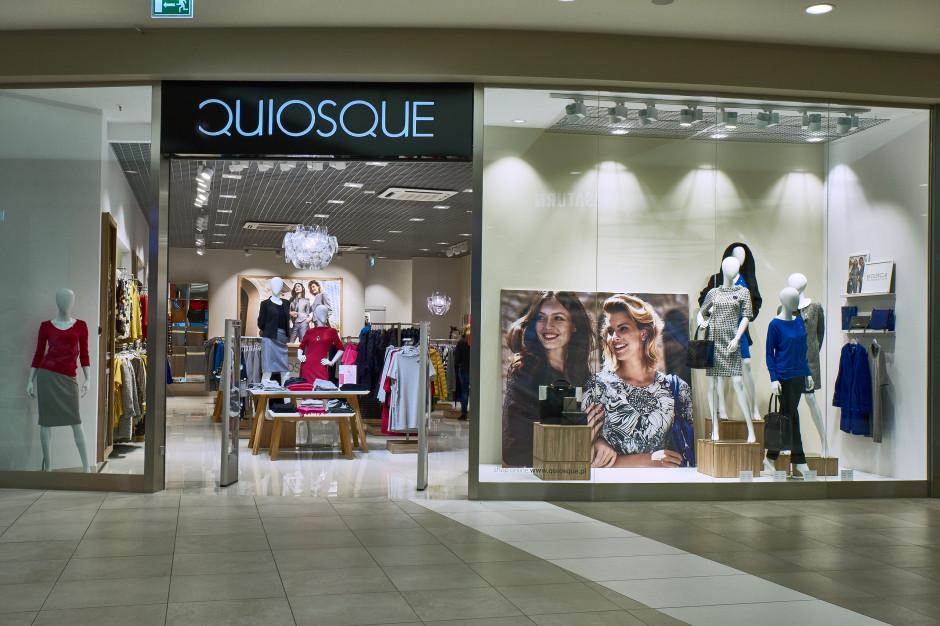 Połowa salonów Quiosque wróciła do galerii handlowych