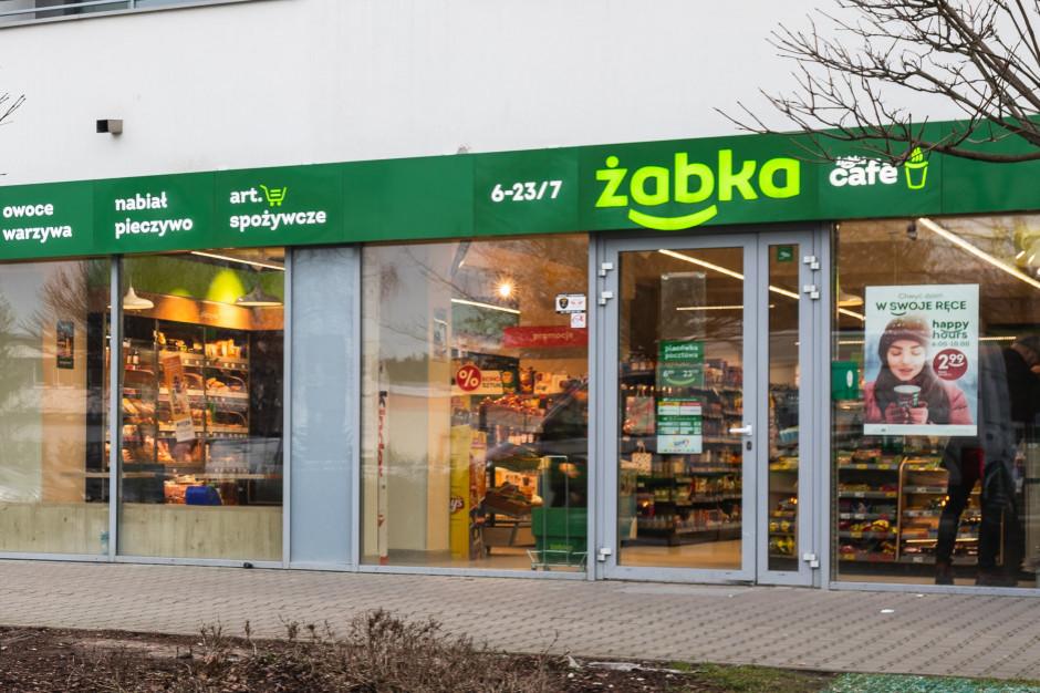 4,5 tys. franczyzobiorców prowadzi 6,1 tys. sklepów Żabka