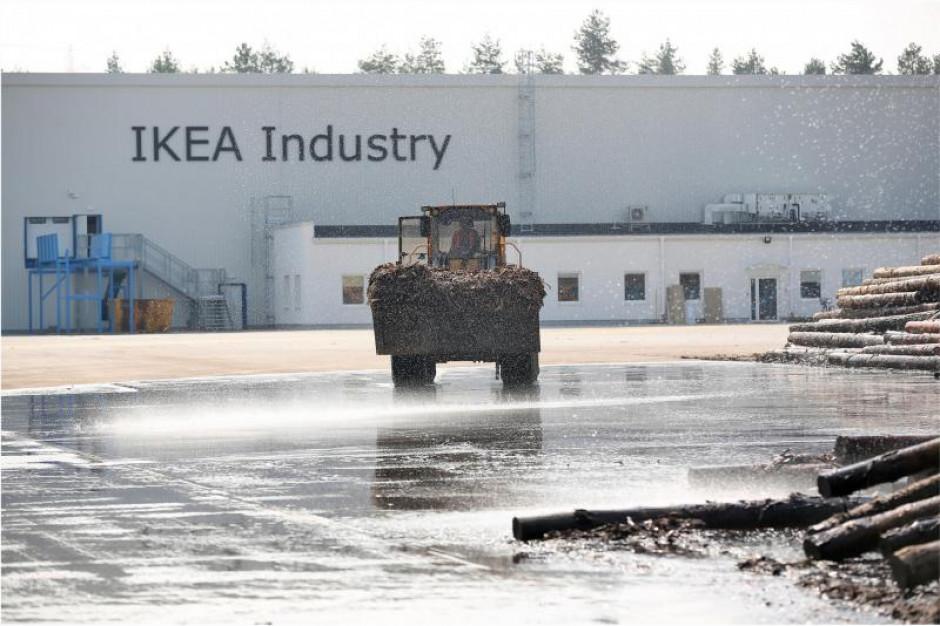 IKEA sprzedaje kolejną fabrykę w Polsce
