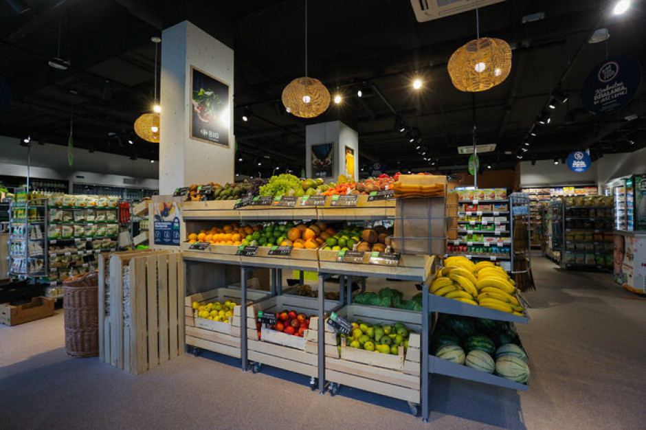 Carrefour Bio z 2. placówką w Warszawie