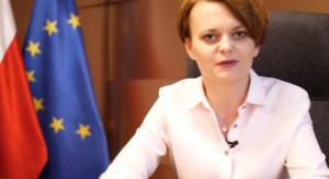 Emilewicz na EEC Online: uratowaliśmy 5 mln miejsc pracy i 3 mln firm