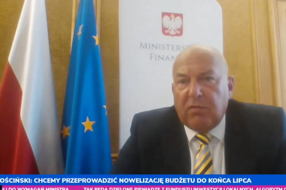 Minister finansów na EEC Online: 27 miliardów deficytu po 5 miesiącach to nie jest źle