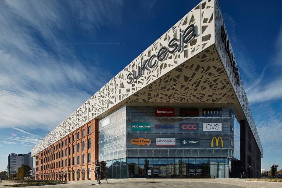 Centrum handlowe Sukcesja zamyka się z końcem czerwca, a w nim Stokrotka
