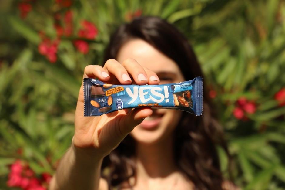 Nestle wprowadza batony Yes!