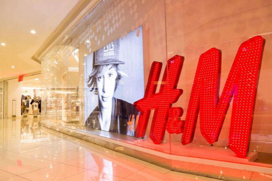 H&M zamknie 170 sklepów i postawi na e-handel