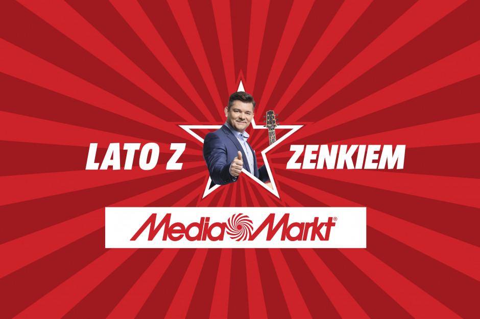 Zenek Martyniuk w kampanii MediaMarkt