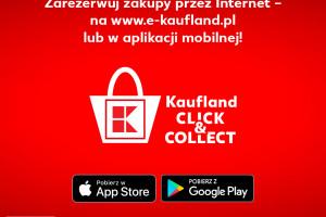 Kaufland przyspiesza z  Click & Collect