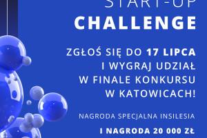 Start-Up Challenge się rozkręca. Większa pula nagród!