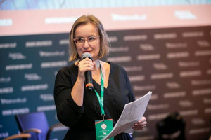 Ola Lazar, ekspertka rynku foodtech: Na recenzję warto patrzeć jak na darmowe...
