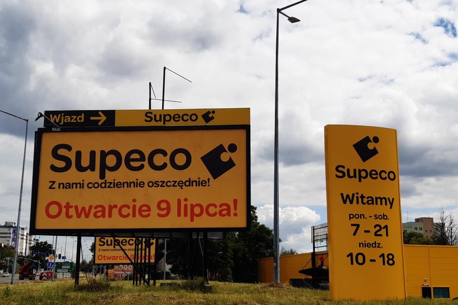 Supeco zastępuje szyld Carrefour w Jaworznie