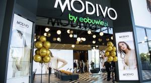Grupa CCC stawia na nowe technologie. Otwiera stacjonarny salon marki Modivo