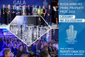 Innowacyjne, spektakularne, wizjonerskie. Rusza Prime Property Prize 2020. Zgłoś...