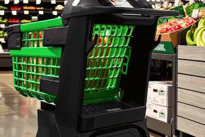 Amazon wprowadza inteligentne wózki zakupowe