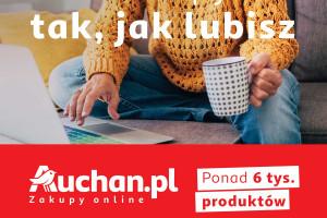 Auchan wprowadza usługę click&collect w sześciu hipermarketach