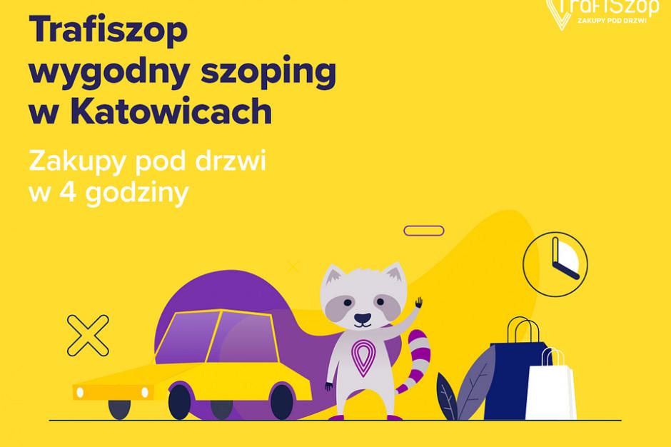 Trafiszop w Katowicach - dostawa pod drzwi nawet w ciągu 4 godzin