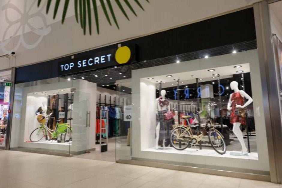 Redan chce ratować Top Secret. Założyciel i główny akcjonariusz przejmie odzieżową sieć