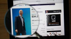 W jeden dzień Jeff Bezos zarobił 13 mld dolarów
