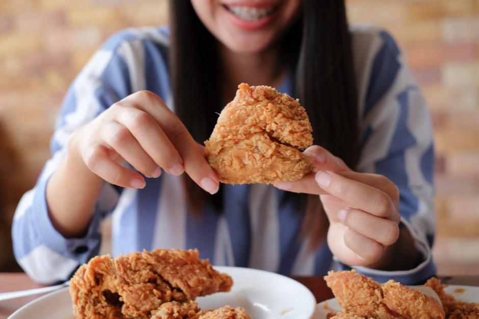 KFC będzie sprzedawać kurczaka z drukarki 3D