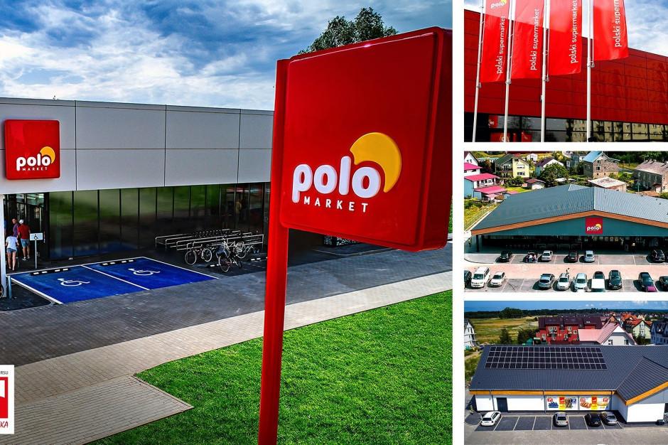 Polomarket otwiera sklep w lokalizacji po Tesco