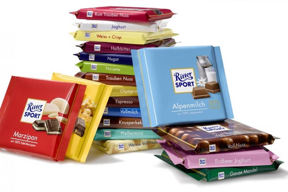 Mondelez przegrał w sądzie spór o kwadratową czekoladę