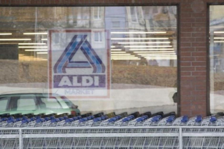 Na pełen etat w Aldi pracuje 2 210 osób z 2 694 zatrudnionych