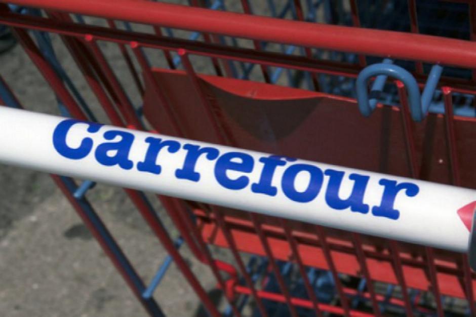 Słabszy II kwartał Carrefoura w Polsce. Sprzedaż LfL niższa o 4,2 proc.