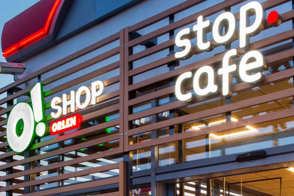 Stacje PKN Orlen mają 1701 punktów Stop Cafe w Polsce