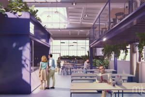 Hala Lipowa – otwarcie pierwszego food hall'u w Krakowie