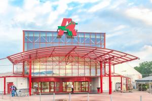 Auchan przez kolejne 12 lat w centrach Chariot