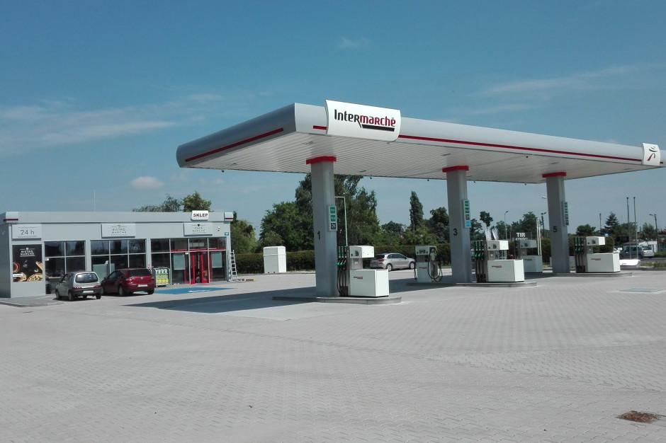 Sieć stacji paliw Intermarché liczy 68 punktów. W tym roku ruszy kilka kolejnych