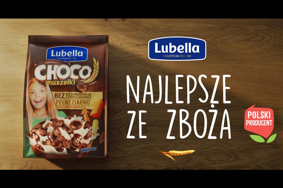 Nowa kampania płatków Lubella