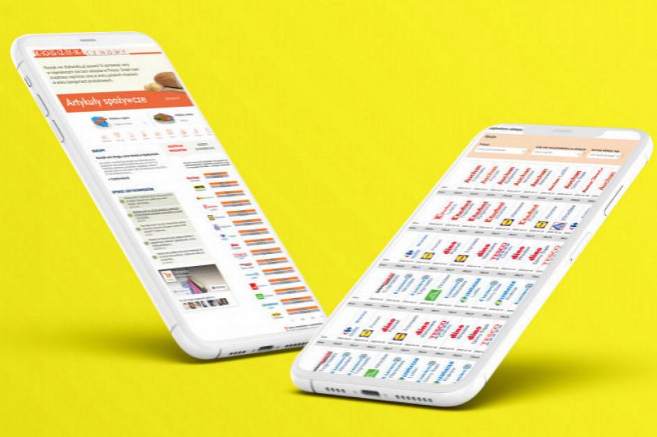 Koszyk cen: Na przestrzeni roku ceny w e-sklepach wyższe nawet o 50 zł