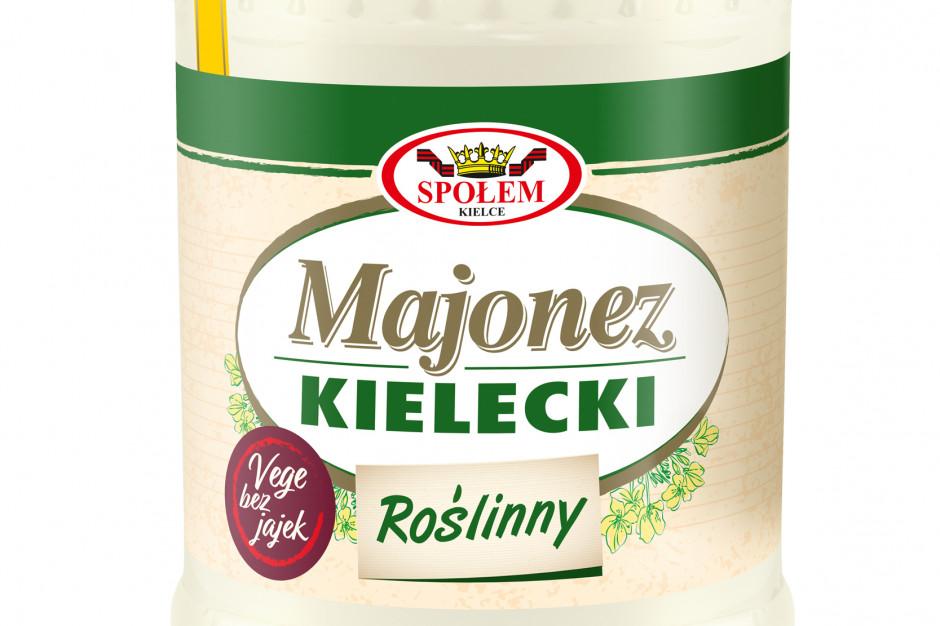 """Roślinny Majonez Kielecki w ofercie WSP """"Społem"""""""