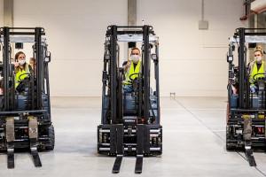 Nowy magazyn tranzytowy IKEA w Jarostach otwarty