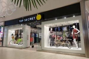 Sprzedaż Top Secret niższa o 42 proc., kanał online również na spadkach