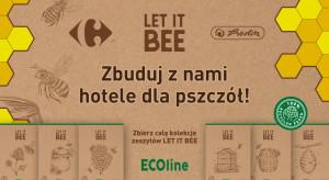 Carrefour akcją marketingową wspiera budowę pszczelich uli